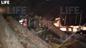 Фото с места происшествия прислал гражданский журналист через приложение LiveCorr (доступно на Android и iOS)