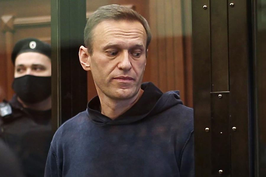 <p>Алексей Навальный. Фото © ТАСС / Пресс-служба Мосгорсуда РФ</p>