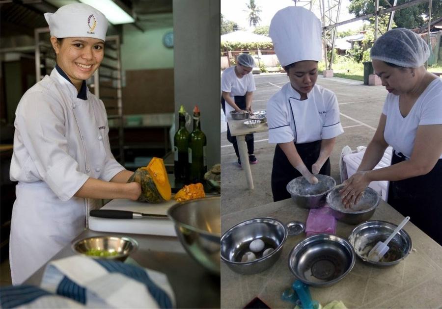 Фото © Facebook / Chef Maricel S. Apatan