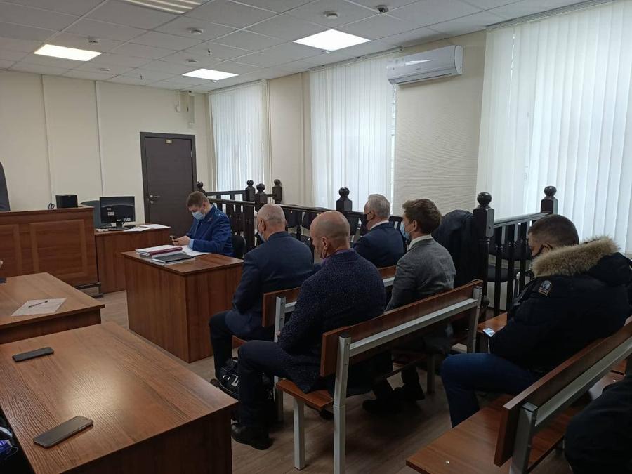 <p>Фото © Пресс-служба Замоскворецкого суда</p>