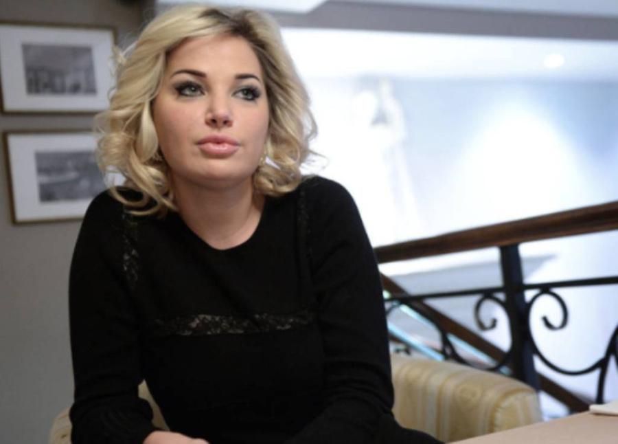 <p>Мария Максакова. Фото © LIFE / Владимир Суворов</p>
