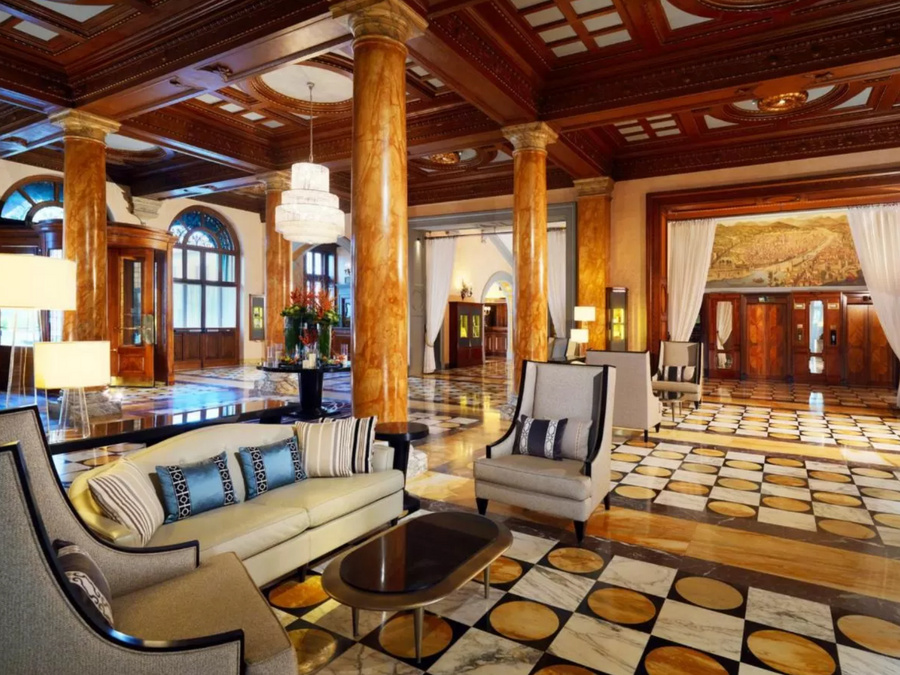 The Westin Excelsior. Фото © booking.com