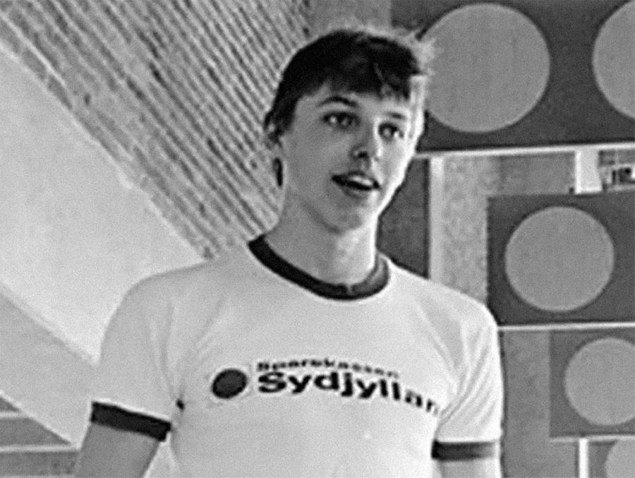 Диспетчер Петер Нильсен. Фото © Wikipedia