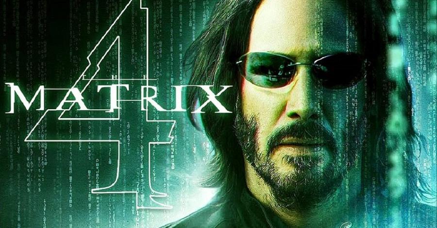 Фото © The Matrix 4