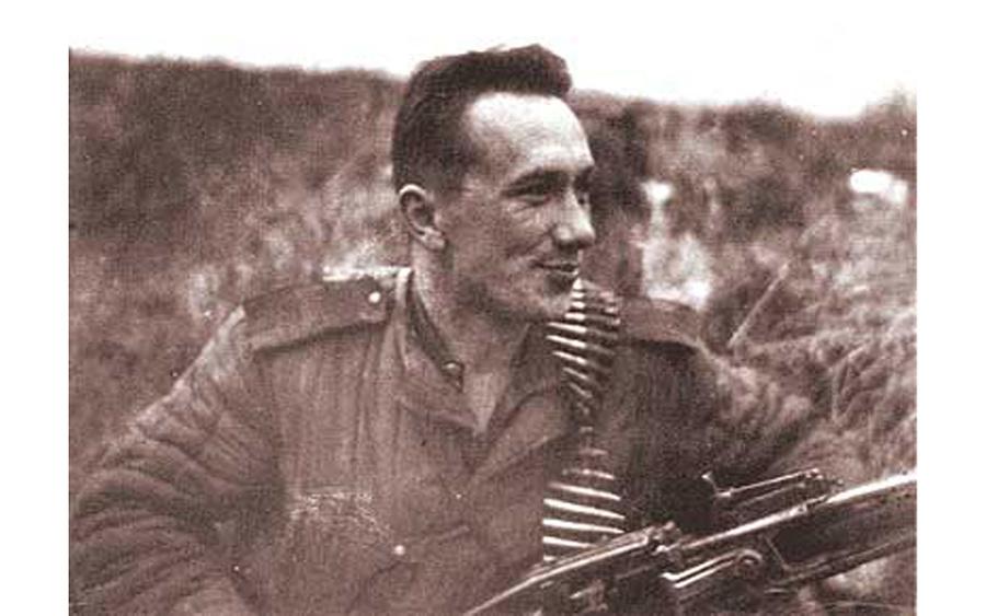 На фронте. Фото: © Wikipedia.org