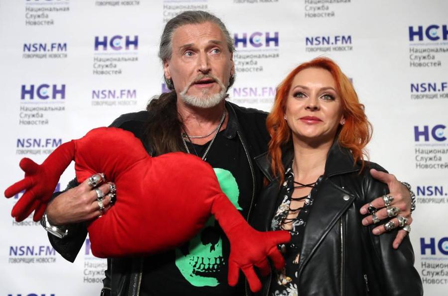 <p>Никита Джигурда и Марина Анисина. Фото © ТАСС / Вячеслав Прокофьев</p>