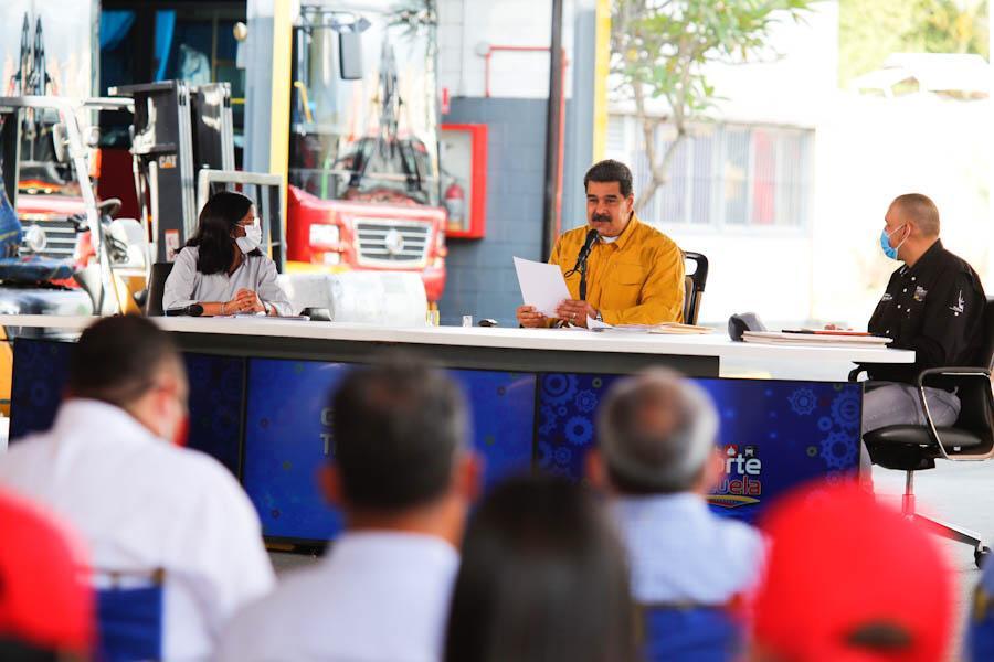 "<p>Фото © Twitter / <a href=""https://twitter.com/NicolasMaduro/status/1363653101853548545/photo/1"" target=""_blank"" rel=""noopener noreferrer"">Nicolás Maduro</a></p>"