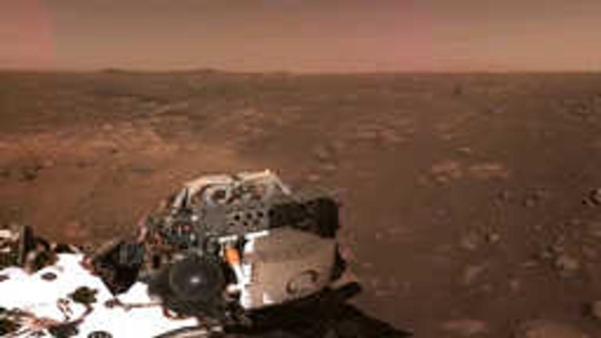 """""""Наденьте наушники"""": NASA показало, как звучит Марс"""