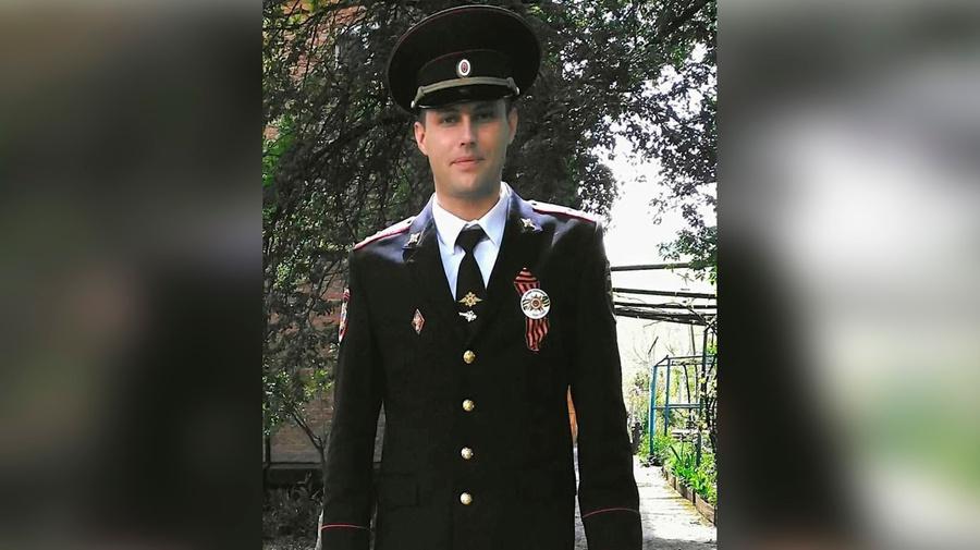 Дмитрий Калита. Фото © Instagram / 23mvd