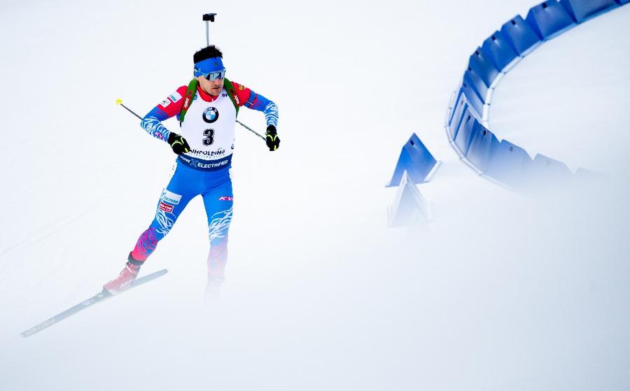 <p>Биатлонист Евгений Гараничев. Фото © ТАСС / DPA / Sven Hoppe</p>