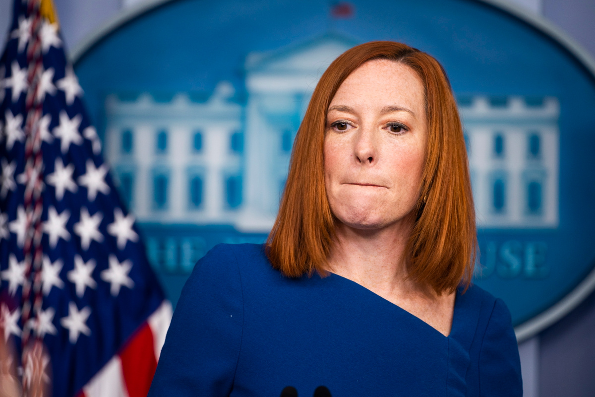 Псаки не стала комментировать сообщения о новых санкциях США против России