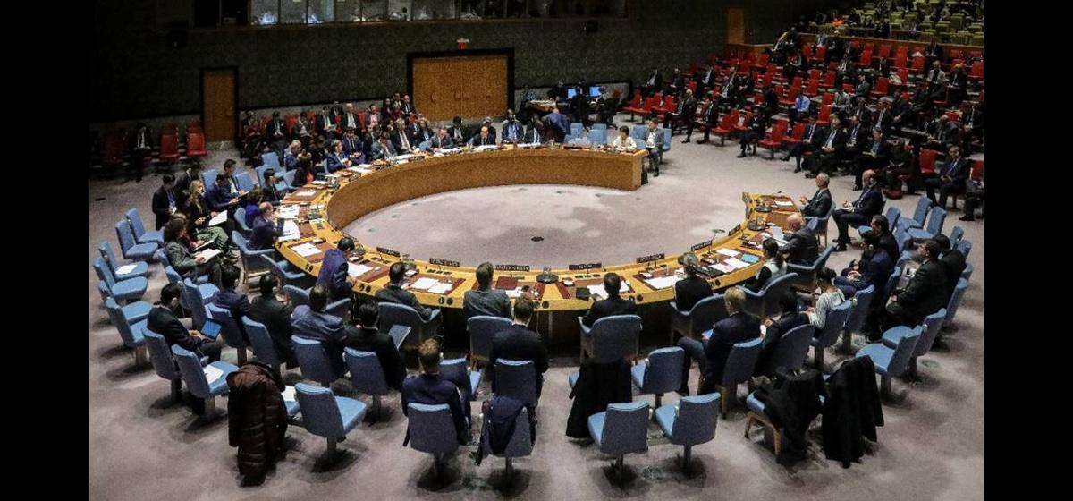 На Украине предложили лишить Россию права вето в Совбезе ООН
