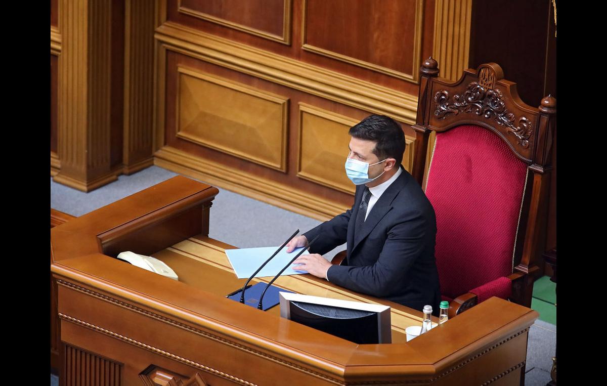 Зеленский подписал указ о выходе из двух соглашений СНГ по воздушному пространству