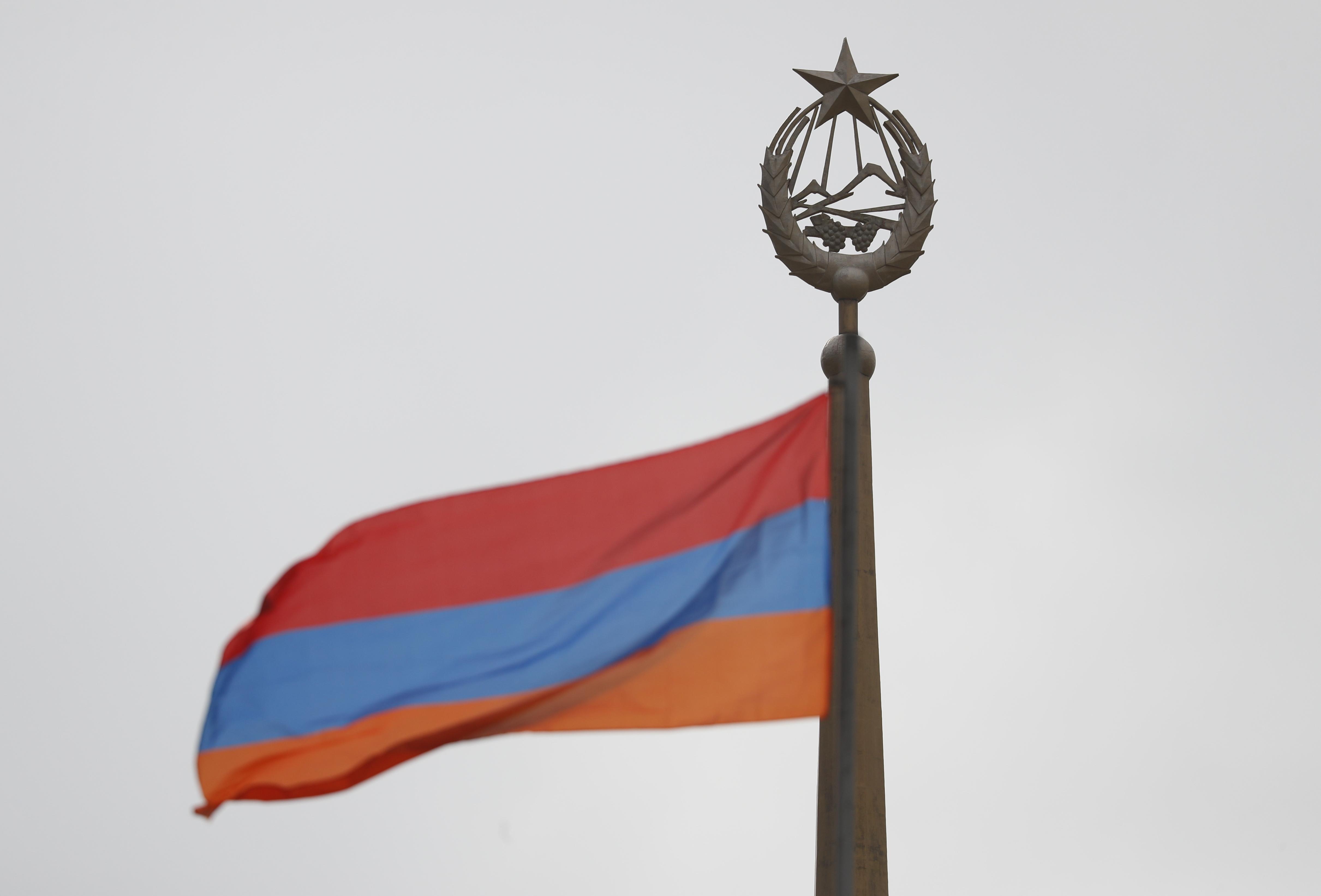 """В Армении уволили замглавы Генштаба, высмеявшего Пашиняна за слова про """"Искандеры"""""""