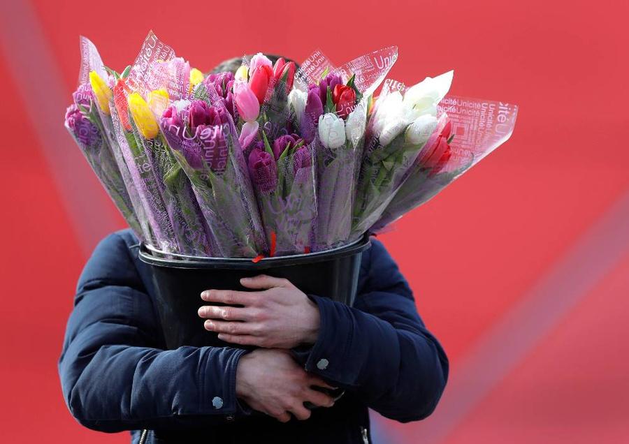 Фото © ТАСС / AP Photo / Sergei Grits