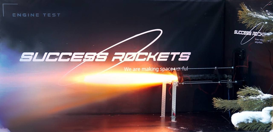 Фото © Success Rockets