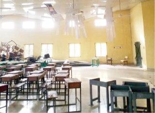 Более 500 учениц похищено из школы-интерната для девочек в Нигерии