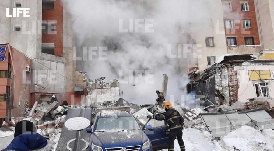 Названа предварительная причина взрыва у метро в Нижнем Новгороде