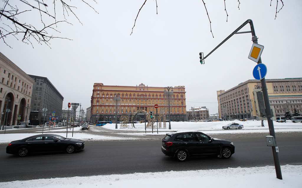 В Москве не будут устанавливать памятник на Лубянской площади