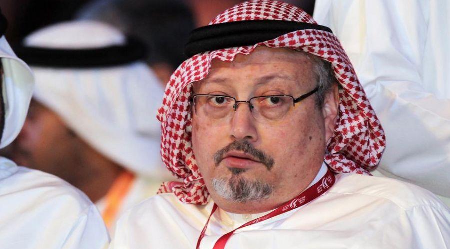 "<p>Джамаль Хашогджи. Фото © Twitter / <a href=""https://twitter.com/abdulabedaiwi"" target=""_blank"" rel=""noopener noreferrer"">Abdullah S. Al-Bedaiwi</a></p>"