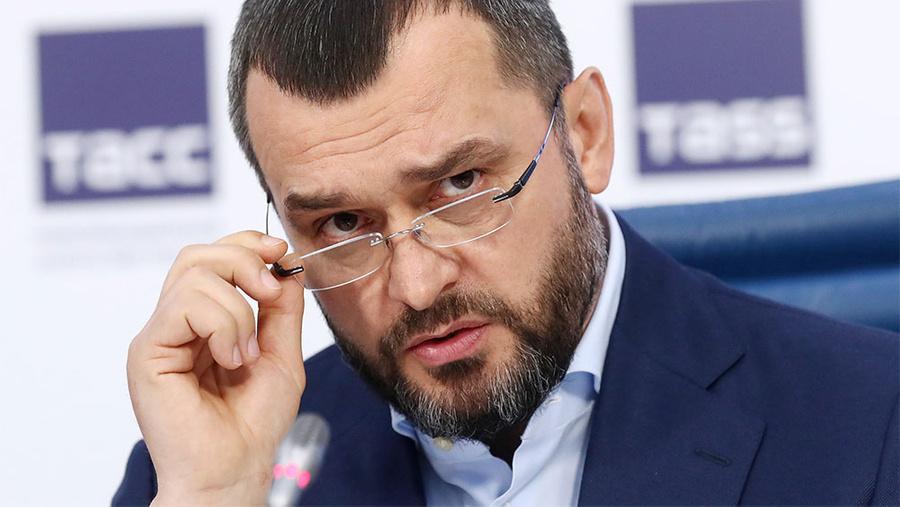 <p>Бывший министр МВД Украины Виталий Захарченко. Фото © ТАСС / Станислав Красильников</p>