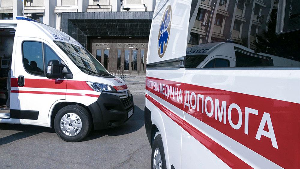 Взрыв прогремел в больнице в украинских Черновцах, есть пострадавшие