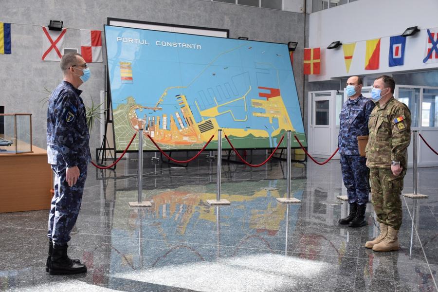 Фото © Генштаб ВМС Румынии