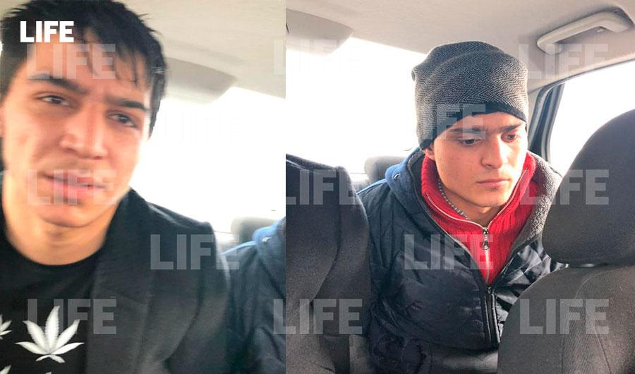 <p>Подозреваемые в нападении на Александра Дитковского. Коллаж © LIFE, Фото © LIFE</p>