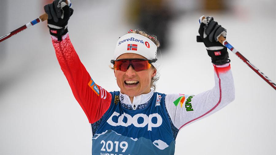 <p>Тереза Йохауг. Фото © ТАСС / Johanna Lundberg</p>
