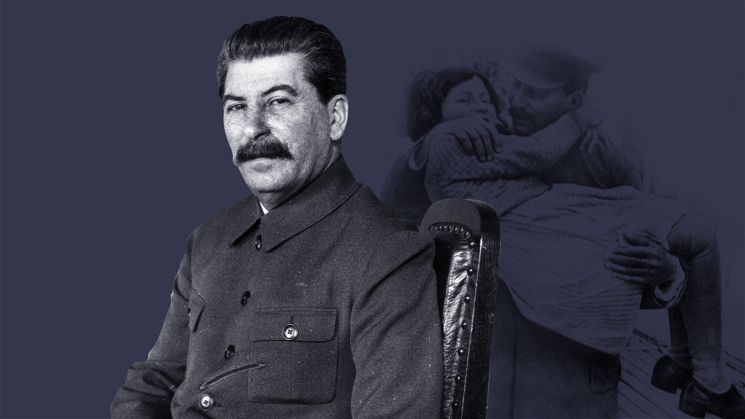 Месть Сталина: что вождь народов сделал с журналистом, развратившим его дочь