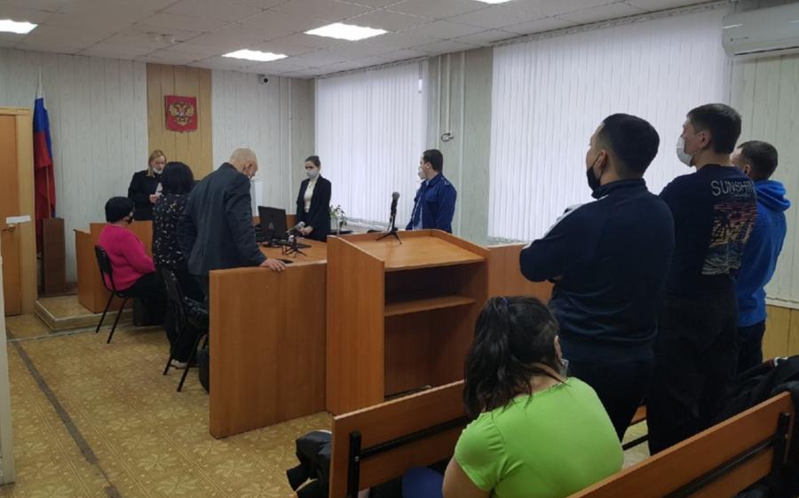 Суд состоялся 2 февраля. Фото © ngs55.ru / Вячеслав Кумпан