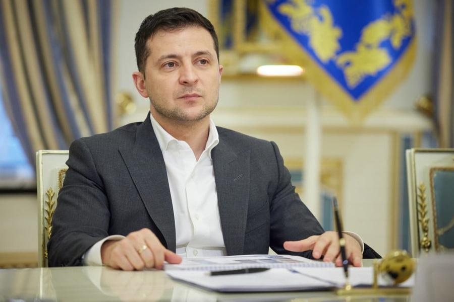 <p>Фото © Facebook /Офіс Президента України</p>
