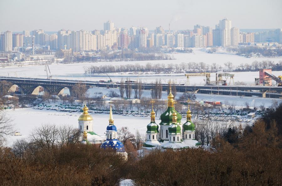<p>Киев. Фото © Pixabay</p>