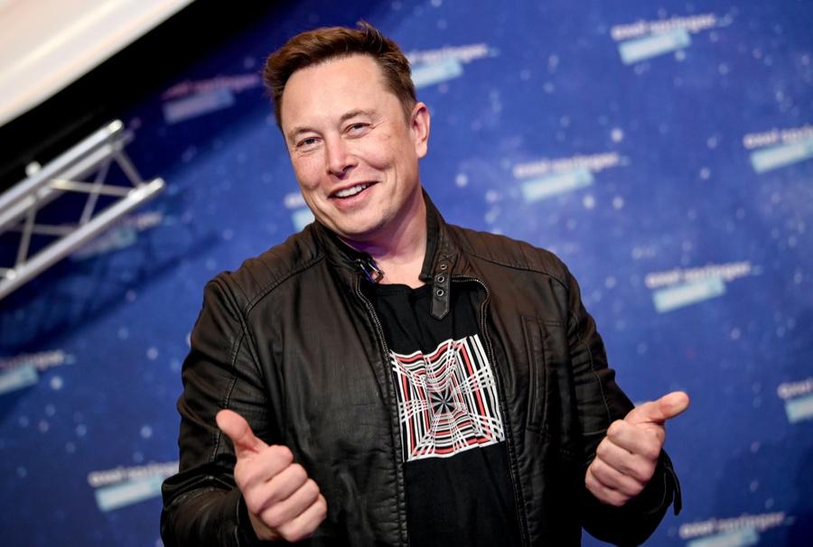 <p>Глава компаний Tesla и SpaceX Илон Маск. Фото © ТАСС / DPA / Britta Pedersen</p>