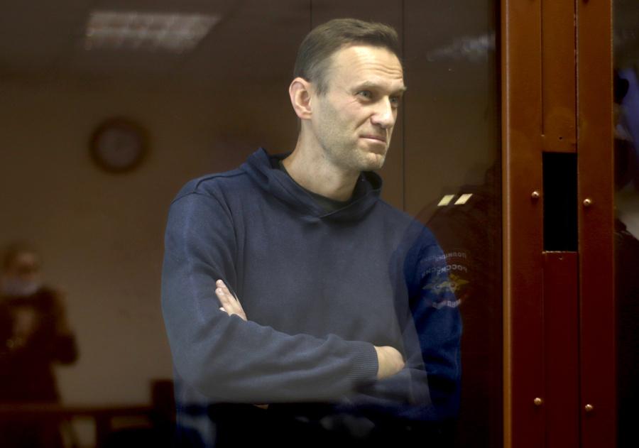 <p>Алексей Навальный. Фото © ТАСС / Пресс-служба Бабушкинского суда</p>
