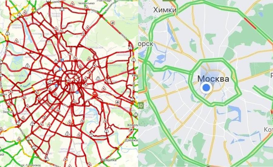 "Фото © ""Яндекс.Карты"" / Google Maps"