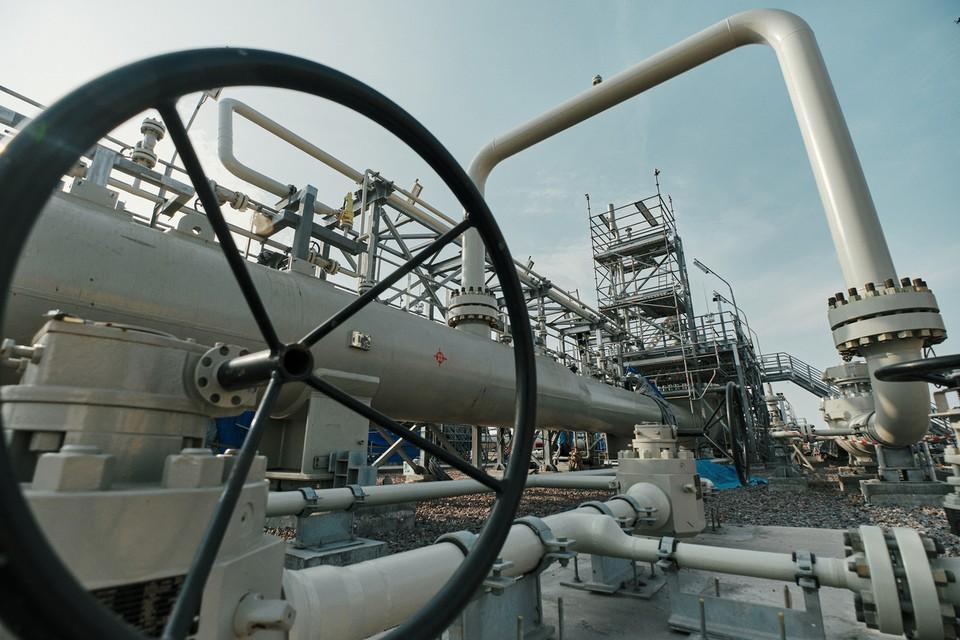 Цена газа в Европе упала после заявления Газпрома о Северном потоке  2