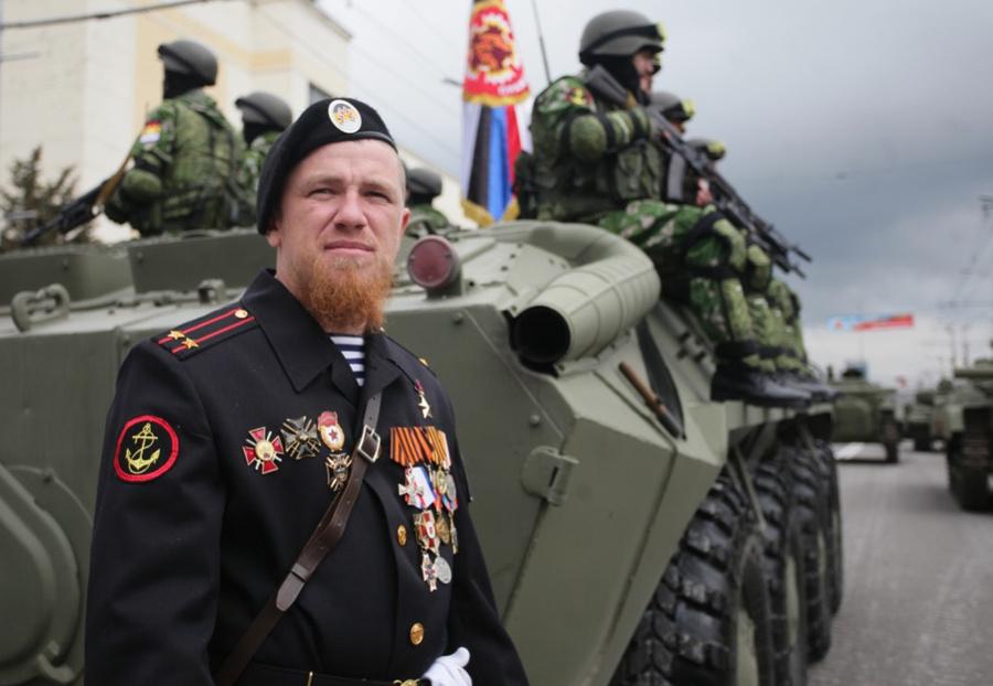 <p>Арсен Моторола Павлов. Фото © ТАСС / Михаил Соколов</p>