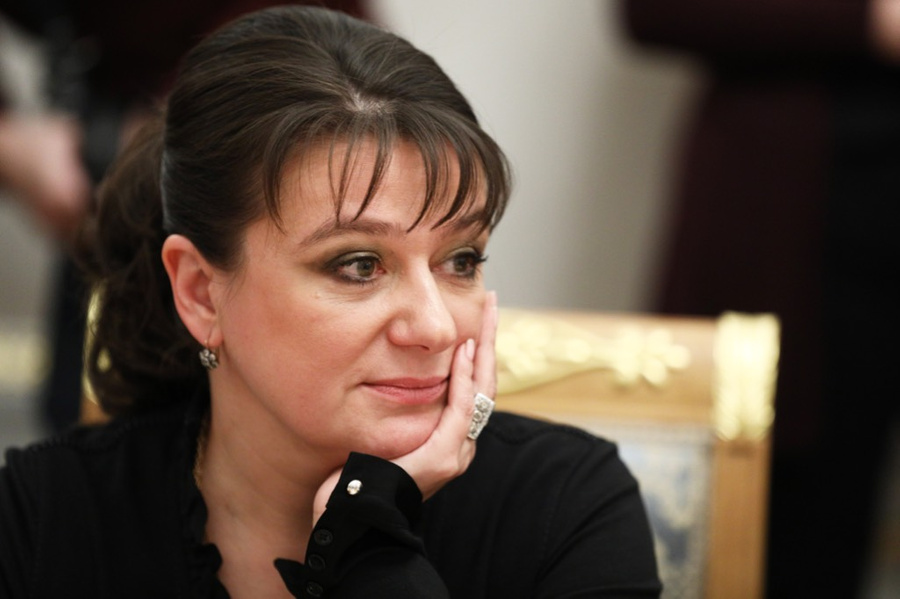 <p>Актриса Анастасия Мельникова. Фото © ТАСС / Михаил Терещенко</p>