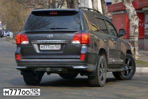 Внедорожник Toyota, принадлежавший Сергею Сопчуку. Фото © telegram