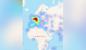 Карта сбоев в работе Telegram. Скриншот © Downdetector