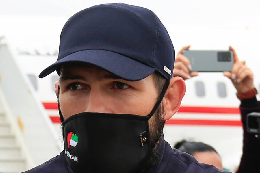 <p>Фото © ТАСС / Пресс-служба главы Дагестана</p>