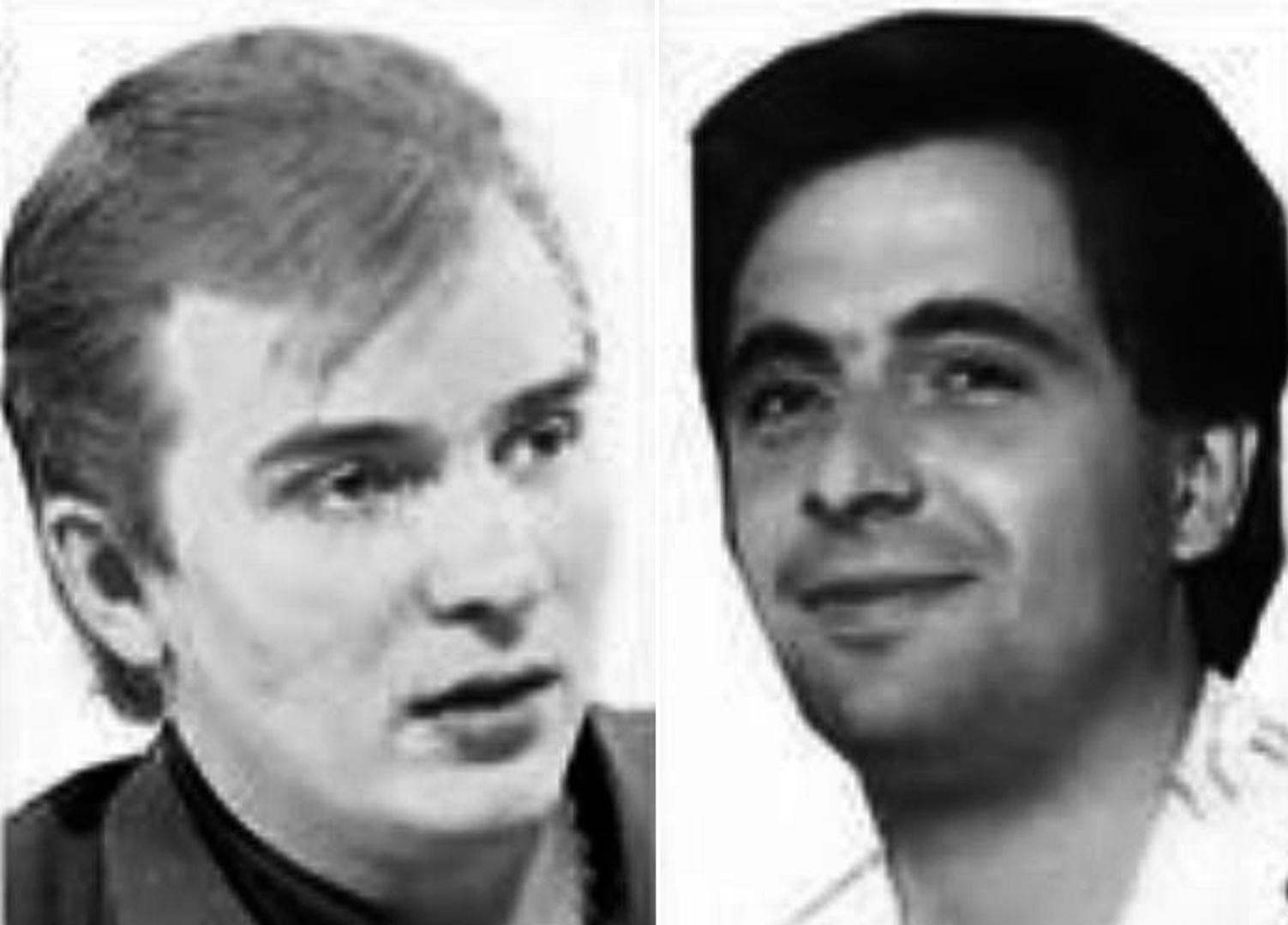 Игорь Малахов и Валерий Шляфман. Фото © Wikipedia