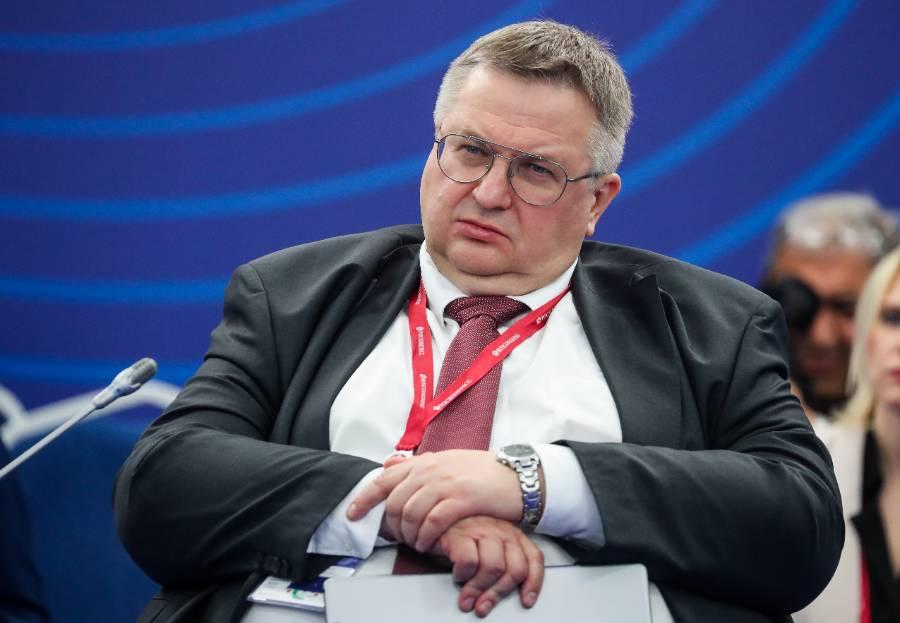 <p>Алексей Оверчук. Фото © ТАСС / Кирилл Кухмарь</p>
