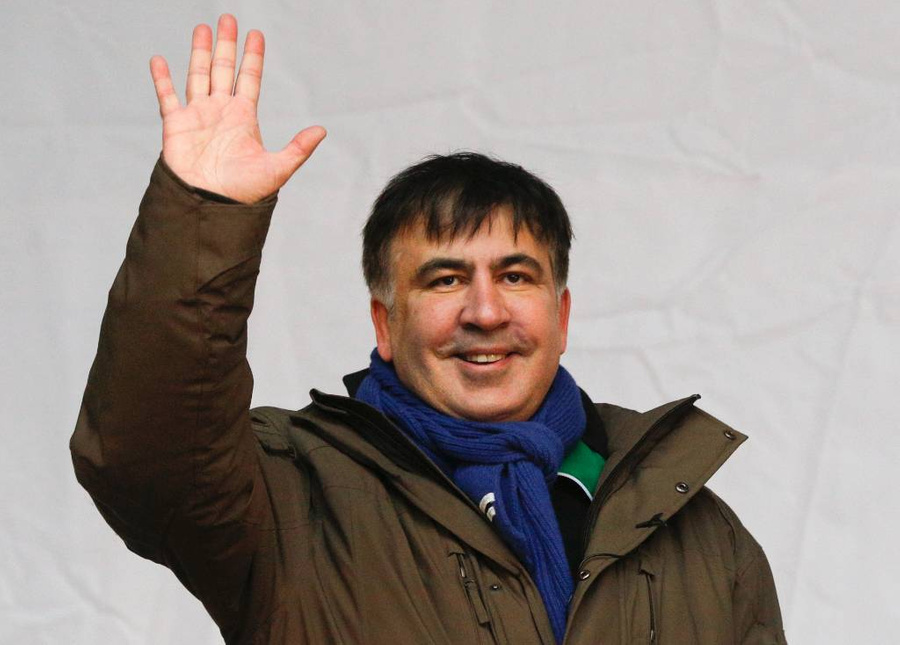 Михаил Саакашвили. Фото © ТАСС / AP / Efrem Lukatsky