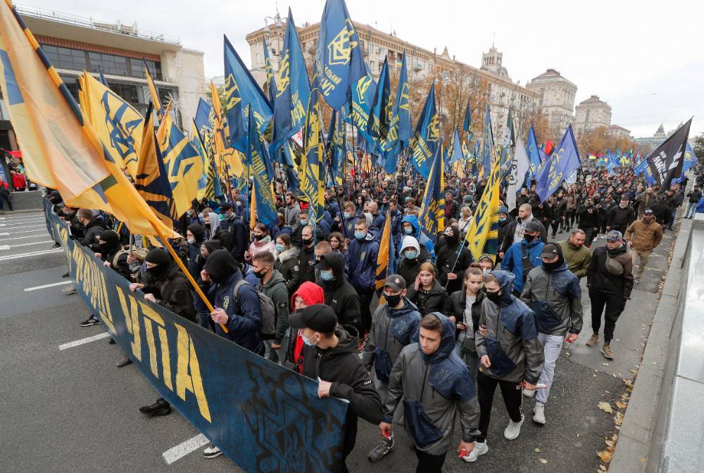 На Украине призвали уничтожить Москву
