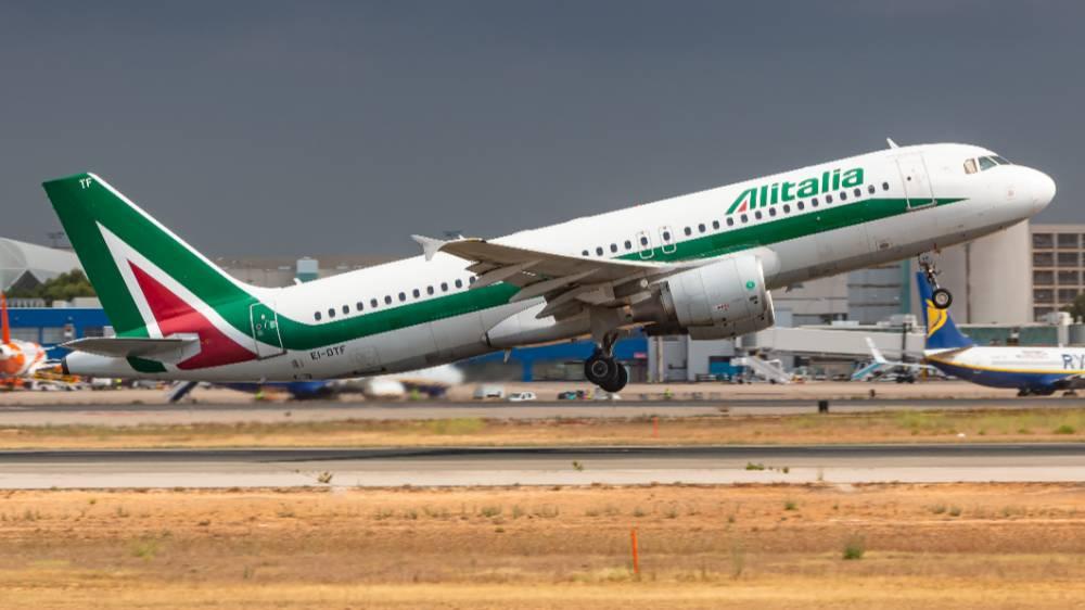 Крупнейшая итальянская авиакомпания объявила о банкротстве