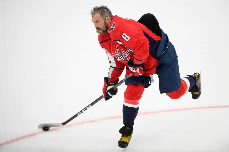 <p>Александр Овечкин. Фото © ТАСС / AP</p>