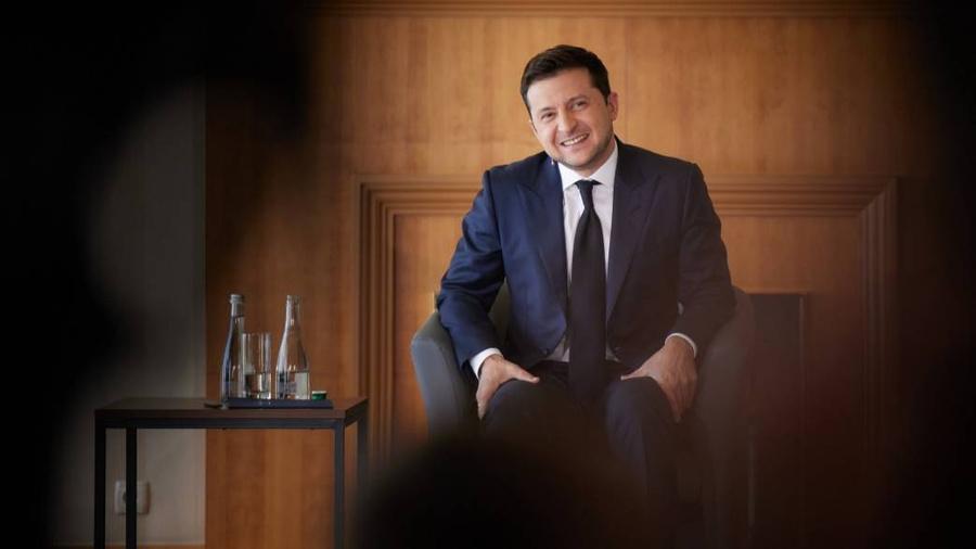 <p>Фото © Офис президента Украины</p>