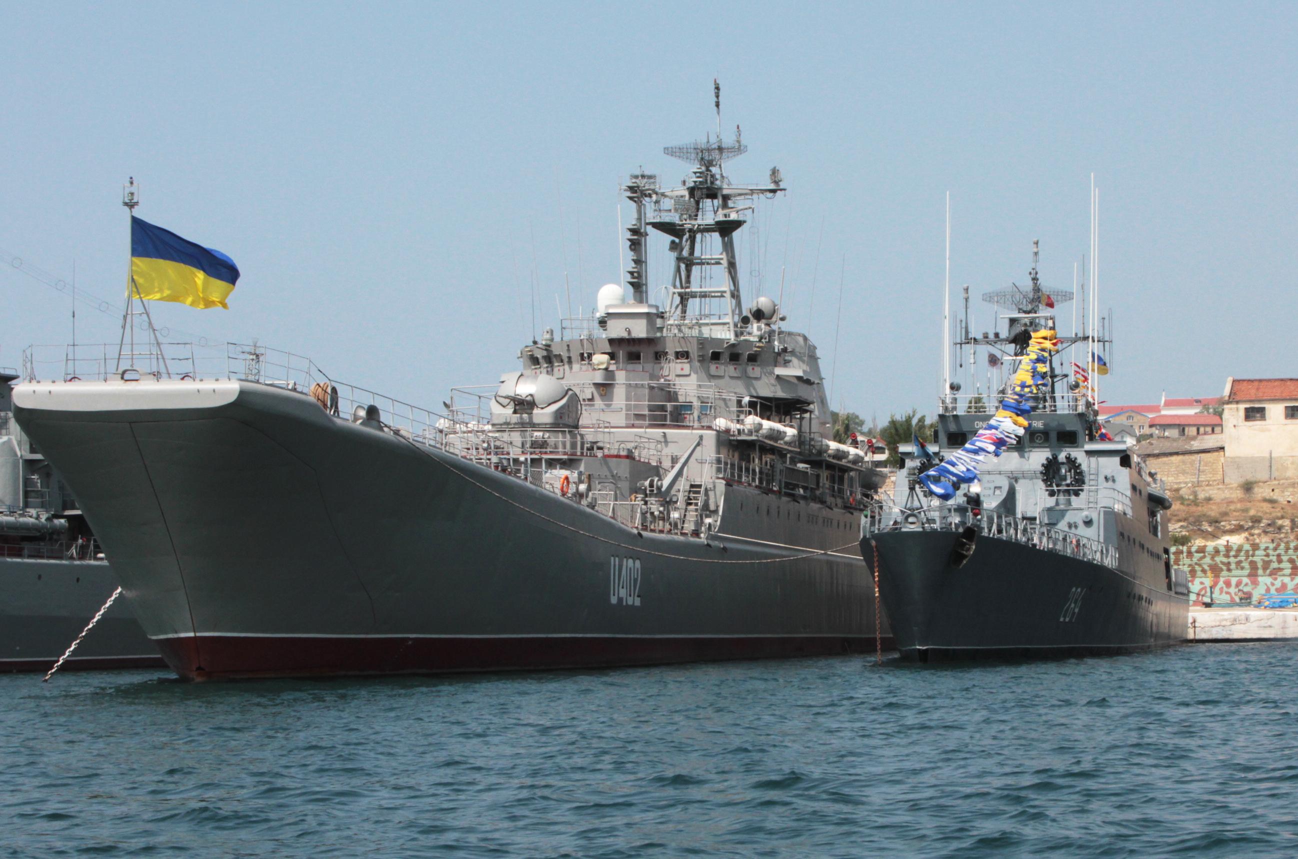 Британский флаг на Чёрном море: Зачем Украина хочет предоставить Лондону военно-морские базы
